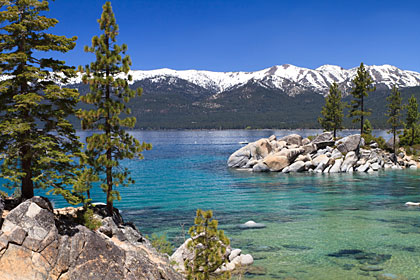 Climate Impacts Lake Tahoe Clarity And Health University