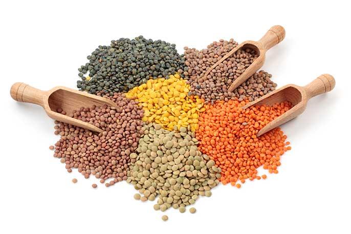 lentils (iStock)