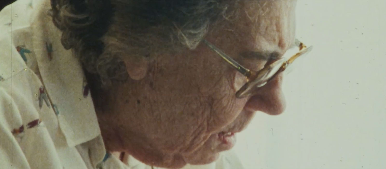 Evelyn Hooker in profile