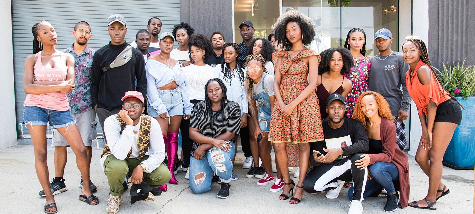 Young Creators and Visionaries Collaborative