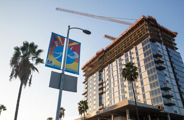 Los Angeles construction