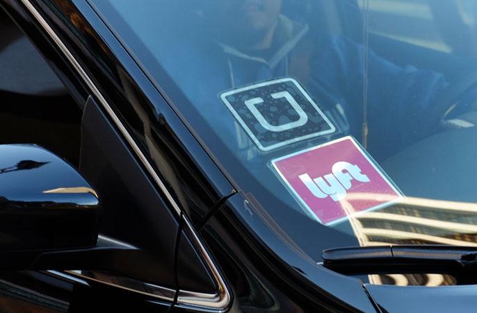 Lyft Uber UC Davis