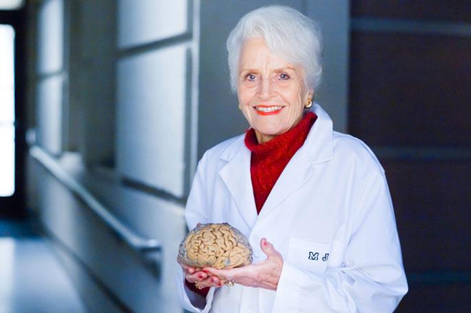 Marian Diamond, known for studies of Einstein\'s brain, dies at 90 ...