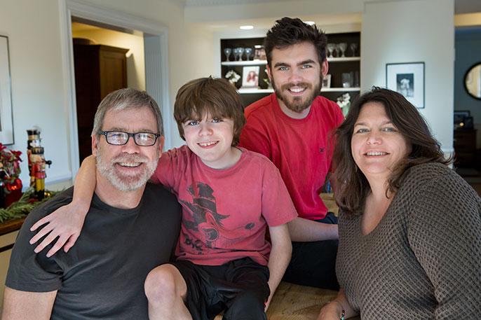 Miceli-Nelson family