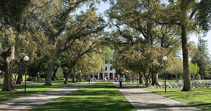 Mrak Hall UC Davis