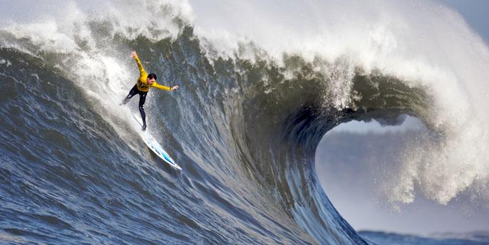 UC San Diego Munk surf