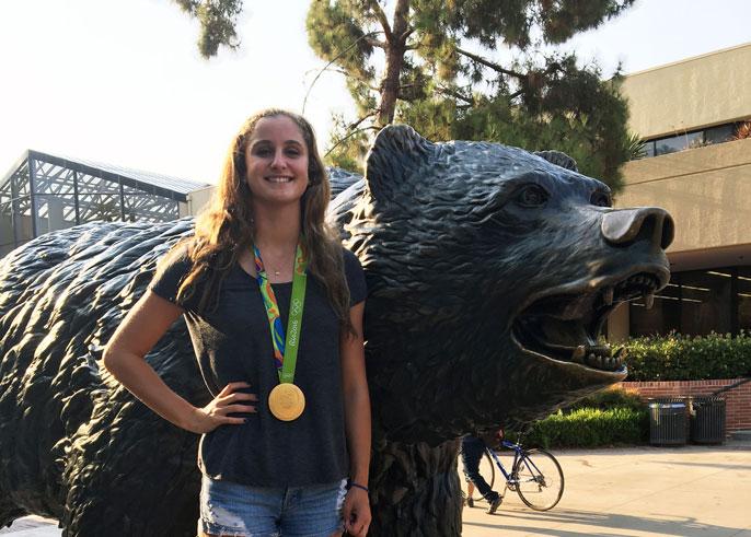 Maddie Musselman UCLA