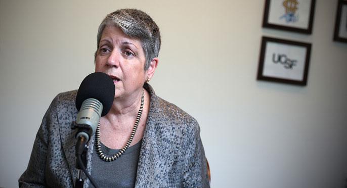 Politico Janet Napolitano