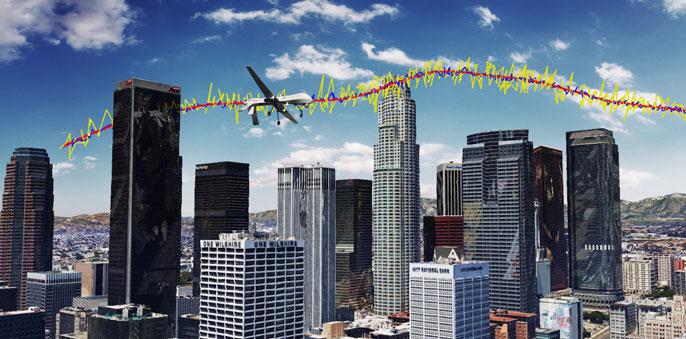 UC Riverside navigation drone