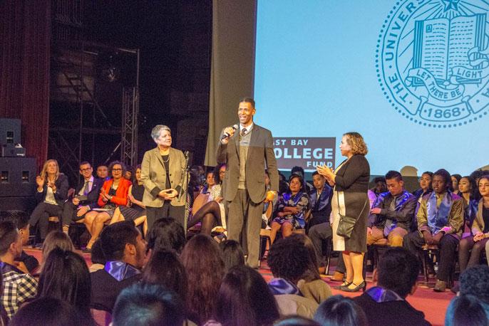 Oakland Promise scholars