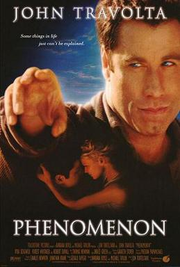Phenomenon movie poster