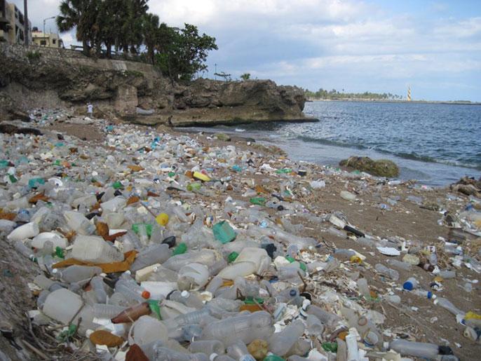 UC Irvine plastic waste