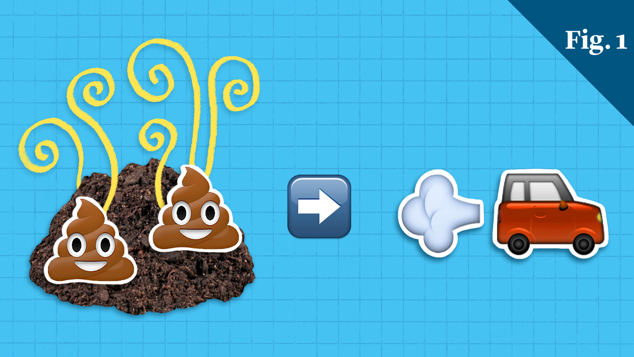 Will Cars Of The Future Run On Poop