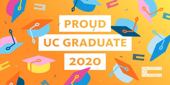 Proud UC grad poster