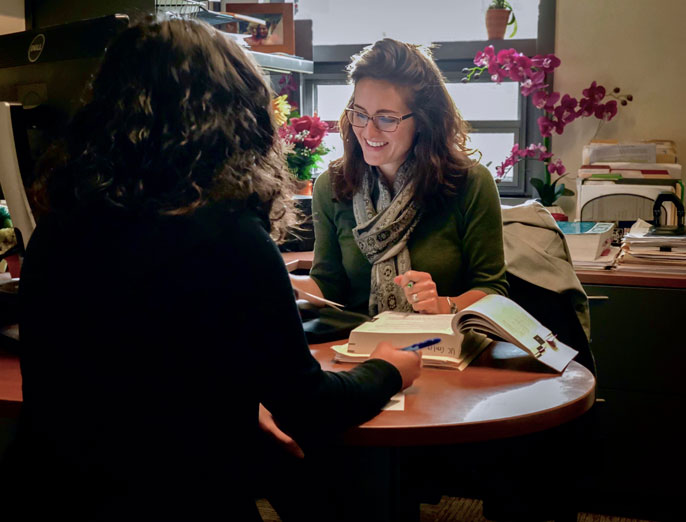 A legal warrior for UC students: Q&A with attorney Rachel Ray