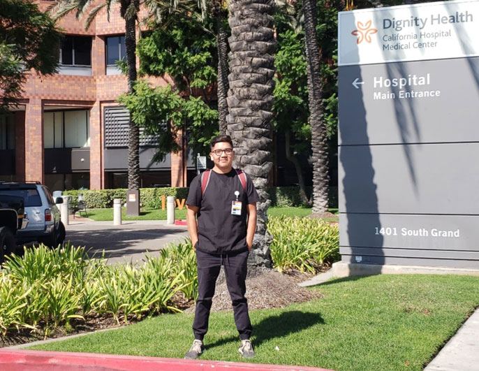 From a life in poverty to a career in medicine, thanks to DACA