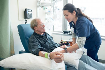 UCSF cancer immunotherapy clinic offers unique studies of