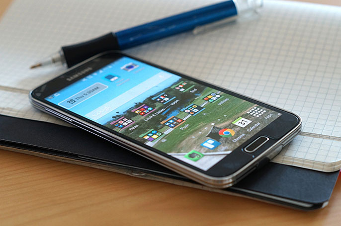 Android-based smartphone