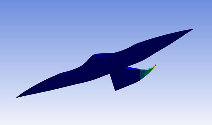 UCLA engineer flight study
