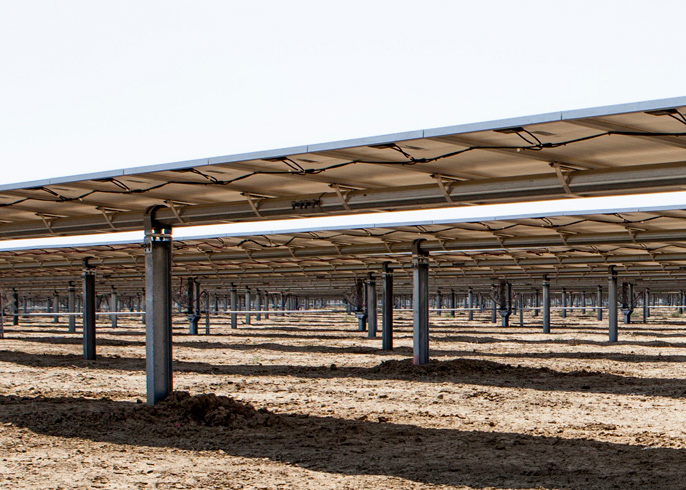Five Points Solar Farm