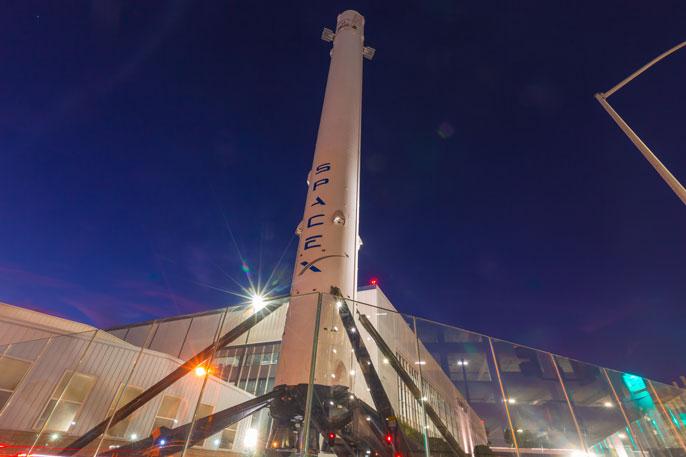 Space X UCLA
