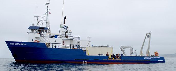 UC San Diego vessel biofuel