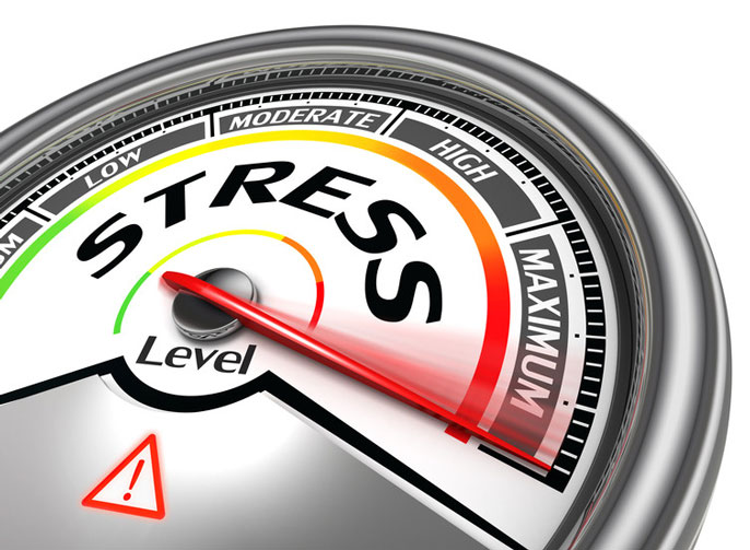 UCSF stress levels