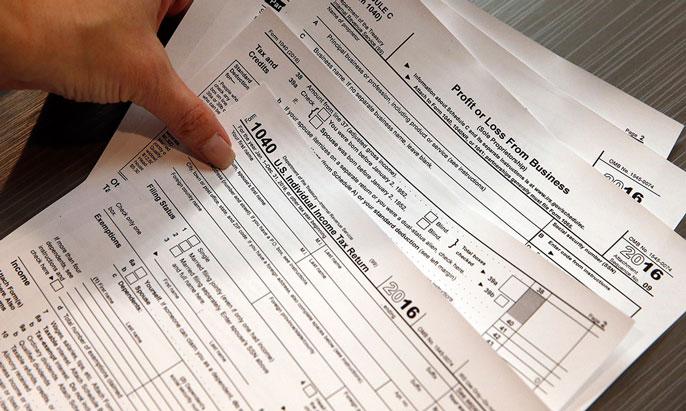 UCLA taxes