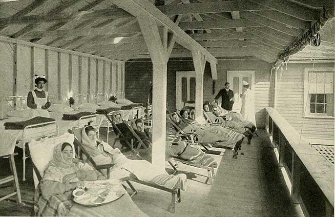 TB sanatorium
