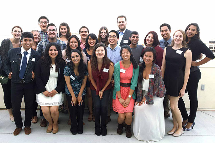 UCSD students - Teach for America