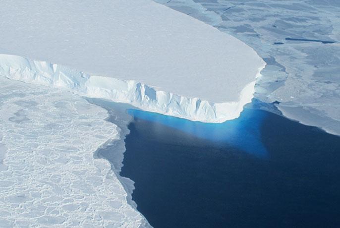 Thwaites Glacier, Antarctica