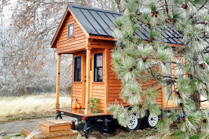 The Psychology Behind The Tiny House Movement | University Of