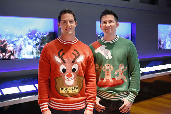 UC San Diego alums turn ugly Christmas sweaters into booming business ...