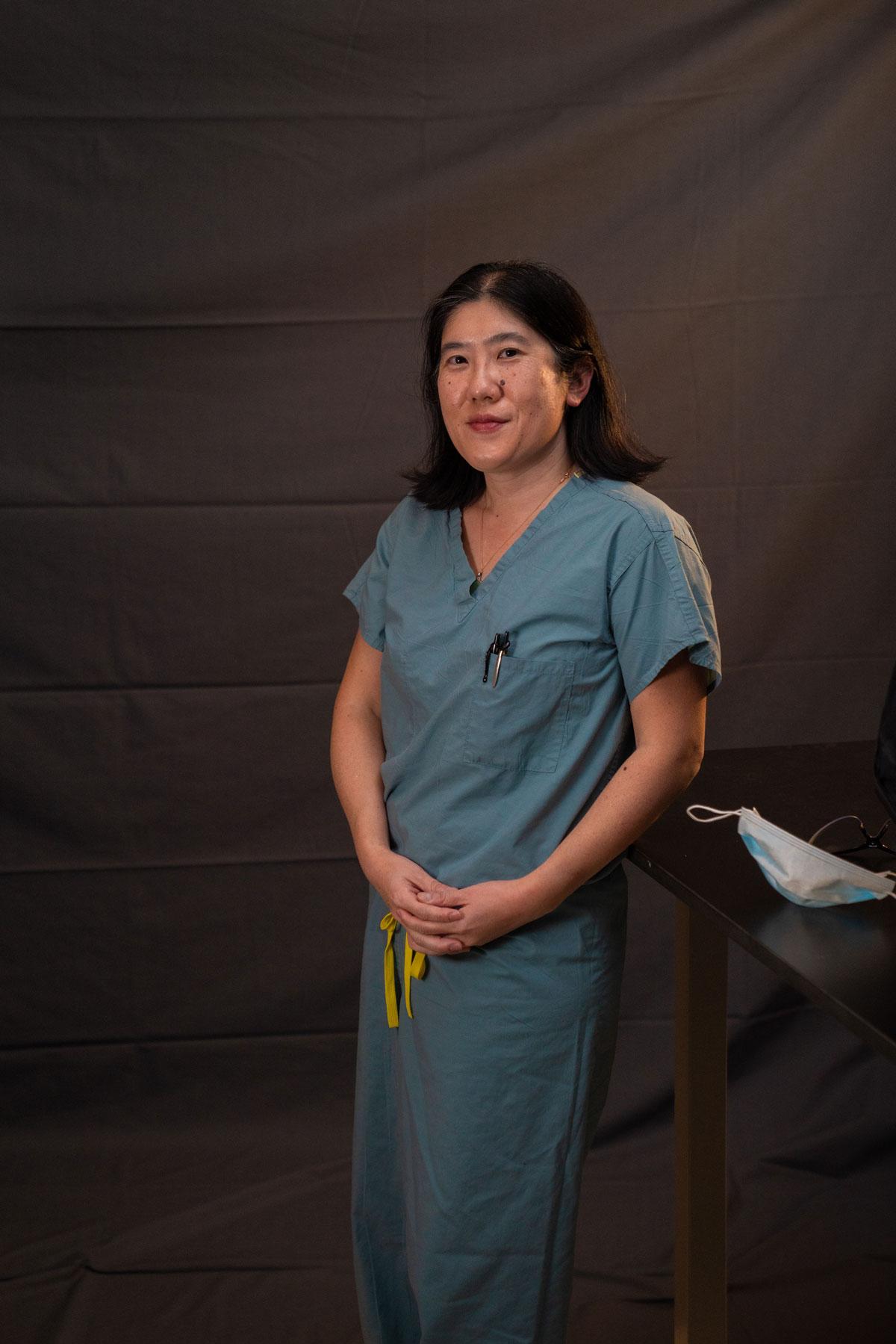 Dr. Tisha Wang