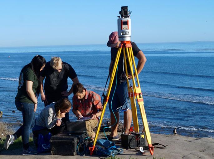 UC Santa Barbara tracking El Nino