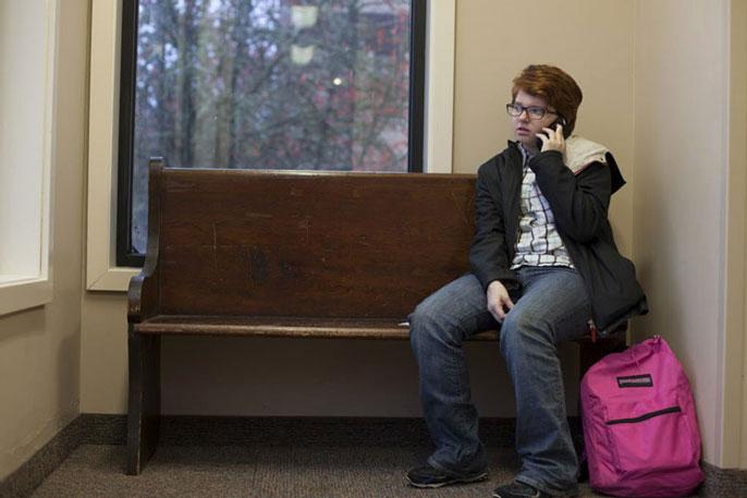 UC Berkeley transgender Yoder