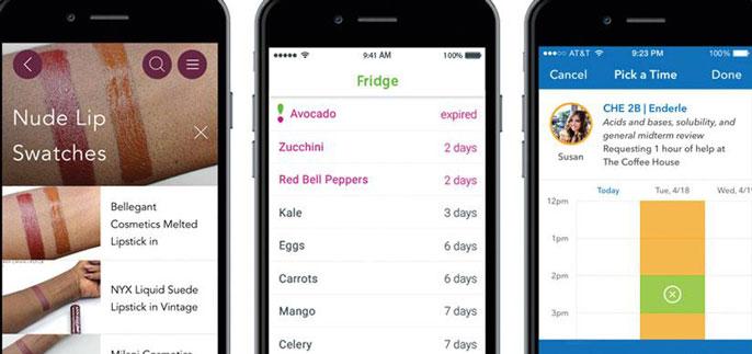 UC Davis mobile apps