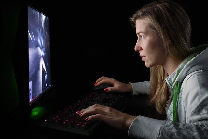 UC Davis gender gap video games