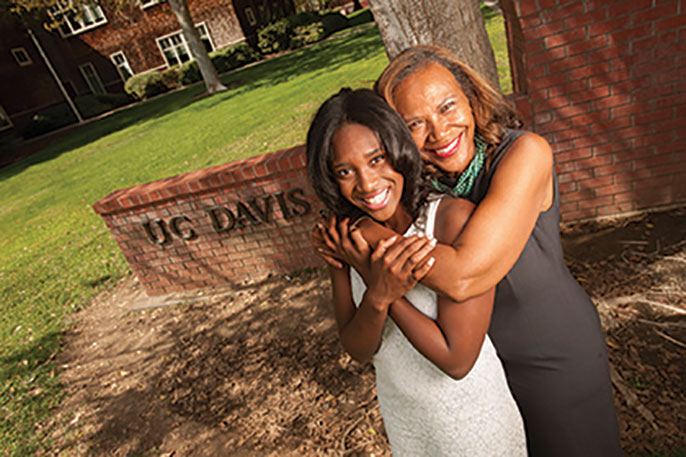 UC Davis Mariah Watson