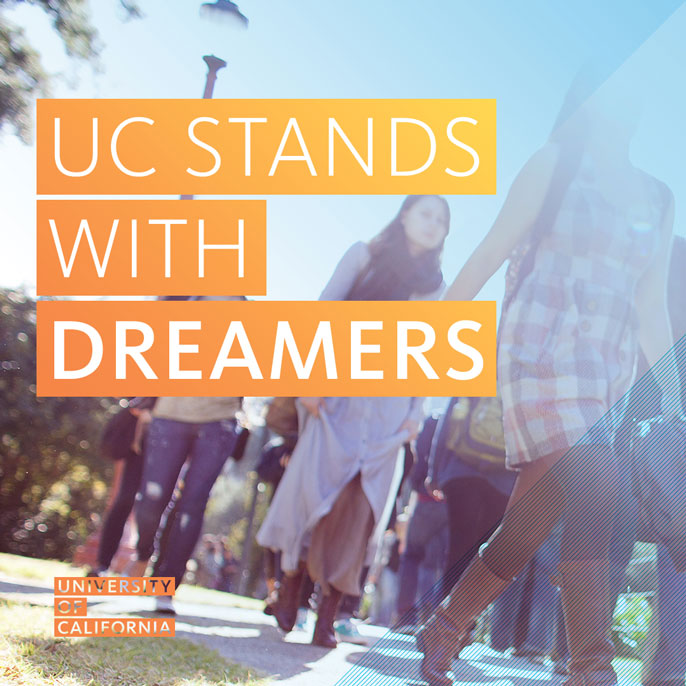UC protect Dreamers