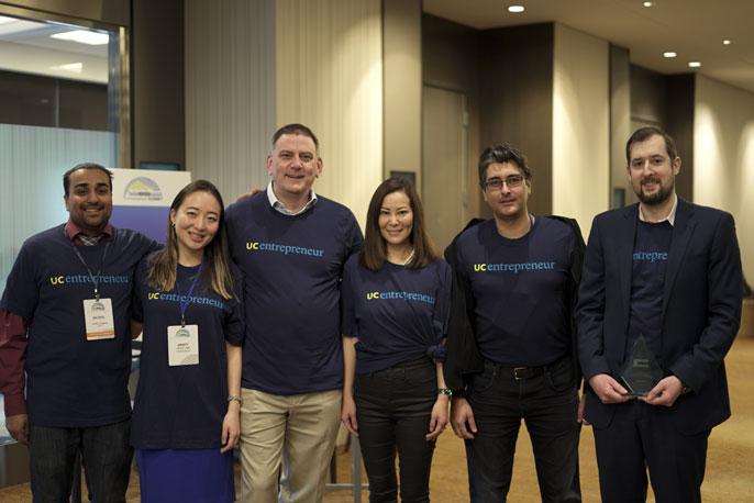 UC entrepreneur participants