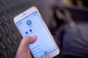 Call Mom? | University of California