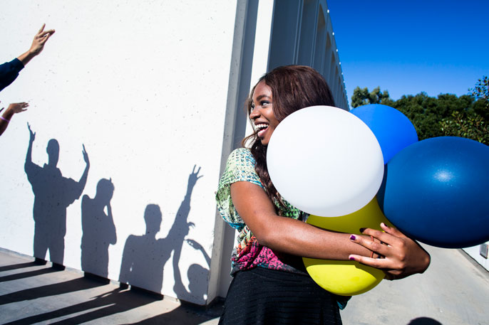 UC Irvine college access index winner