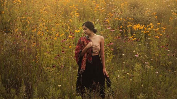 UC Irvine fashionista Aditi Mayer