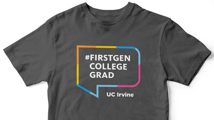 UC Irvine first-gen