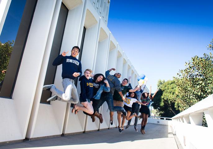UC Irvine jump rankings