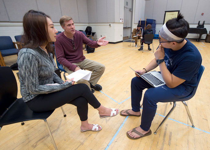 UC Irvine Science of Acting