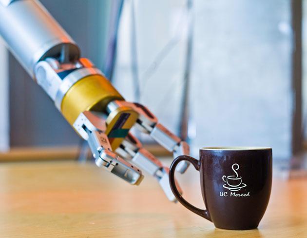 UC Merced coffee