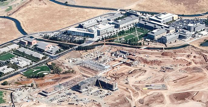 UC Merced economy