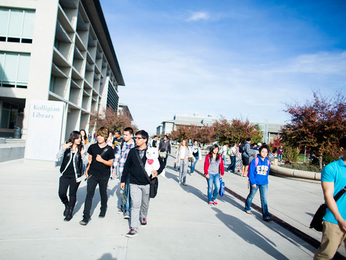 UC Merced global rankings